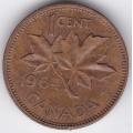 1 цент. 1964 г. Канада. 15-2-133