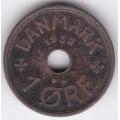 1 эре. 1932 г. Дания. 10-4-662