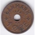 1 эре. 1935 г. Дания. 10-4-664