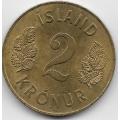 5 эйре. 1966 г. Исландия. 5-3-696