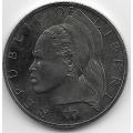 50 центов. 1974 г. Либерия. PROOF. 19-5-130
