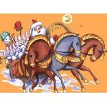 Акция «Волшебные сани Деда Мороза»