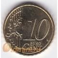 10 евроцентов. 2009 г. Греция. 8-4-405