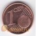 1 евроцент. 2011 г. Эстония. 18-2-118