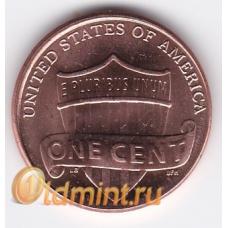 1 цент. 2010 г. США. 8-5-379