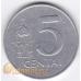 5 центов. 1991 г. Литва. 18-2-36