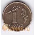 1 грош. 1991 г. Польша. 18-3-39