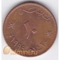 10 байз. 1999 г. Оман. 18-3-121