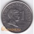 1 песо. 2010 г. Филиппины. 18-4-10