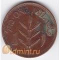 1 мил. 1943 г. Палестина. 8-1-101