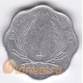 1 цент. 1987 г. Карибские острова. 11-2-5