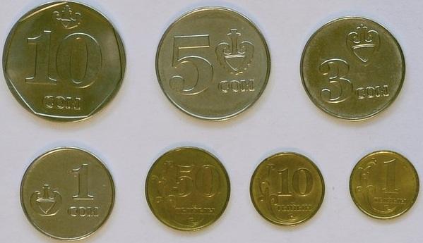 Монеты бывших республик ссср нумизматическая ценность монет россии